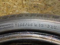 Шина зимняя R13 155/65 Gislaved Nord Frost 5, 1шт