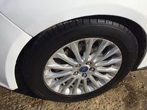 Диски с резиной на Ford Focus