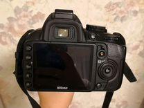 Фотоаппарат Nicon d3100