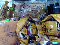 Фляжки в подарочных наборах для рыбаков, охотников — Охота и рыбалка в Геленджике