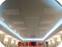 Долговечные натяжные потолки от производителя