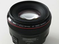Объектив Canon 50 mm f/1.2L USM