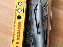 Модель самолёта ил-86