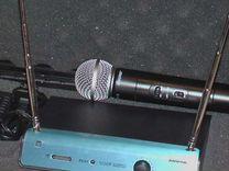 Радиомикрафон Shure SM58
