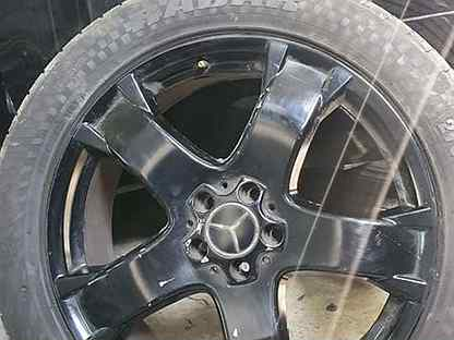 Комплект колес (Radar RV5) на Mercedes GL (ML)