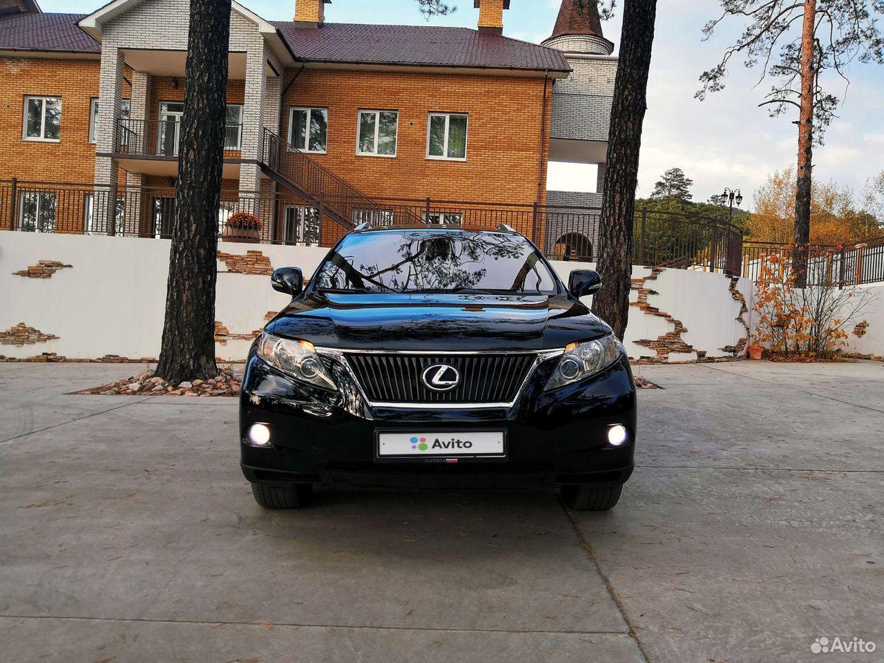 Lexus RX, 2010  89644645961 купить 2