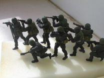 Сборные модели.Техника.Авиация.Солдатики