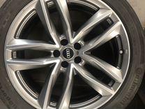 4 диска оригинальных Audi R21 4M0 601 025T