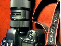 Canon EOS 80D (W) зеркалка