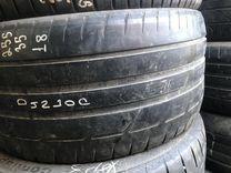 Dunlop 255/35/18 1 шт