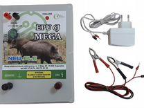 Электропастух EPU 6 J mega 50км (для овец, от медв