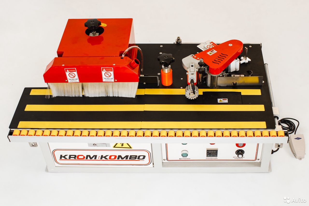 Полуавтоматический кромкооблицовочный станок Krom  88005005920 купить 4